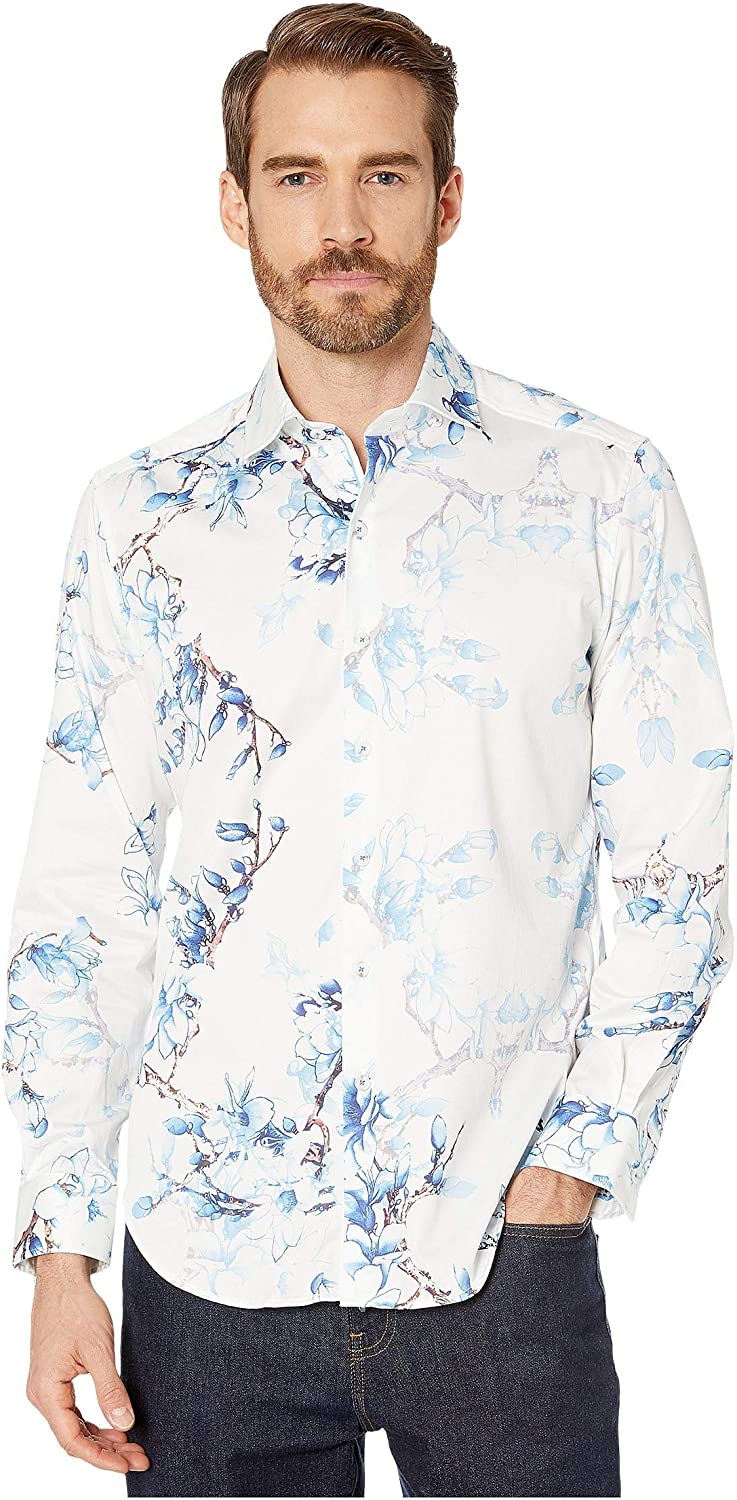 Robert Graham Men's Aiden L/S Woven Shirt