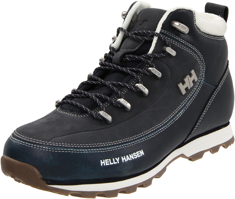 Helly Hansen Forester, Botas de Nieve para Hombre 41 EU|Azul (Navy/Vapourus Grey/Gum 597)