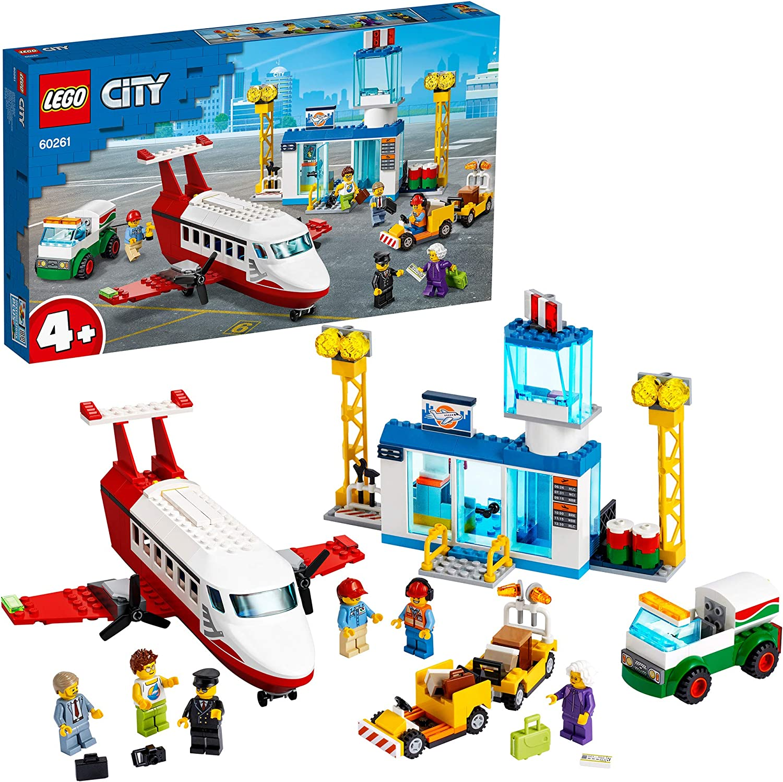 レゴ(LEGO) シティ セントラル空港 60261