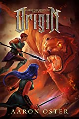Origin (Land of the Elementals Book 3) Kindle Edition