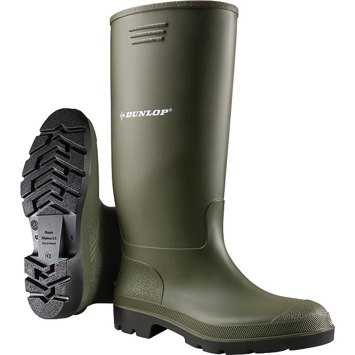 Funsport Bekleidung & Schutzausrüstung DUNLOP Stiefel Pricemastor Gr.44 schwarz
