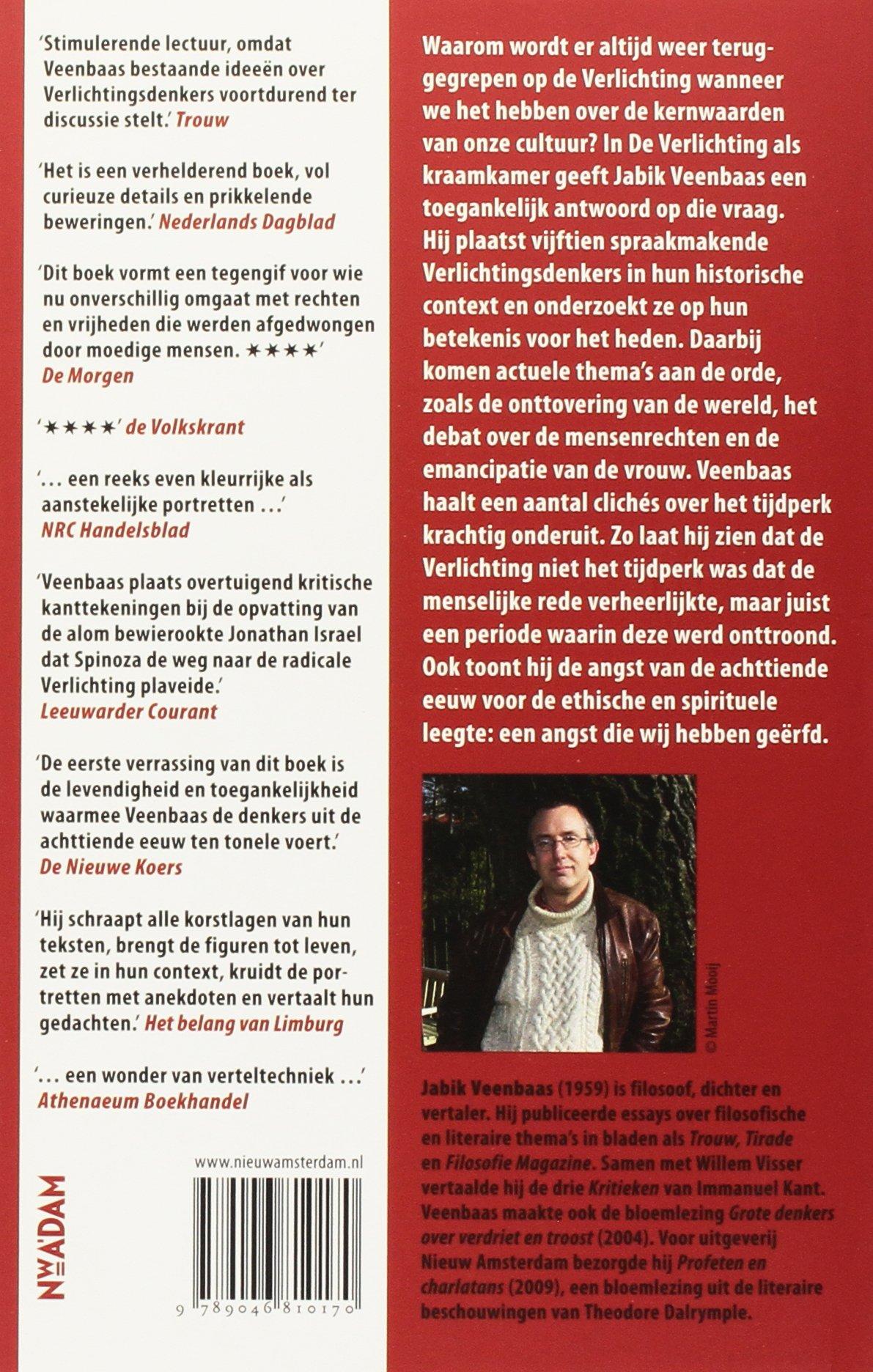 De Verlichting als kraamkamer: over het tijdperk en zijn betekenis ...
