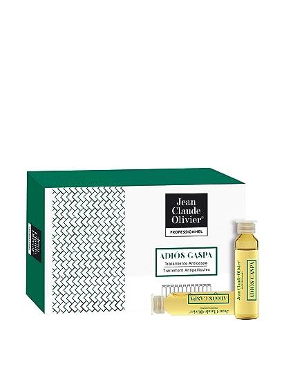 Jean Claude Olivier | Tratamiento Capilar Anticaspa en Ampollas para el Pelo - 12 Ampollas x