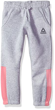 Amazon.com  Reebok Girls  Athletic Jogger  Clothing f26cbaf8c