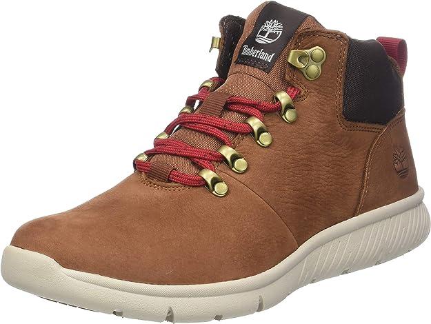 Timberland Herren Boltero Hiker Sneaker Halbhoch, braun