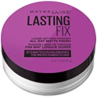Maybelline Facestudio Lasting Fix Setting + Perfecting Loose Powder Makeup, All...