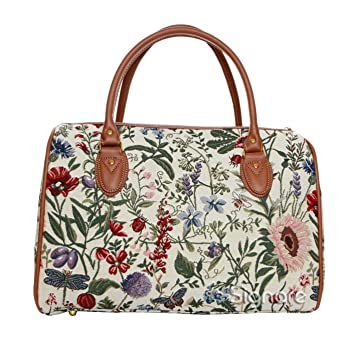 Ladies Travel Bag Weekend Duffle Gym Cabin Approved Hand Luggage Morning
