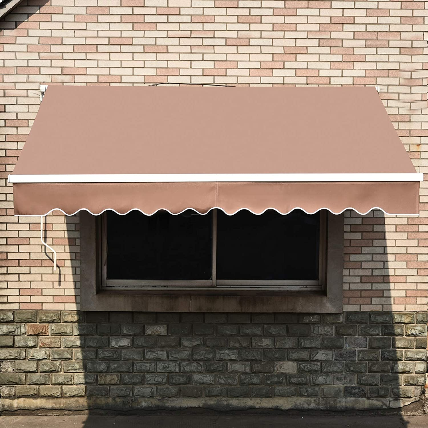 MCombo Manual Retractable Awning