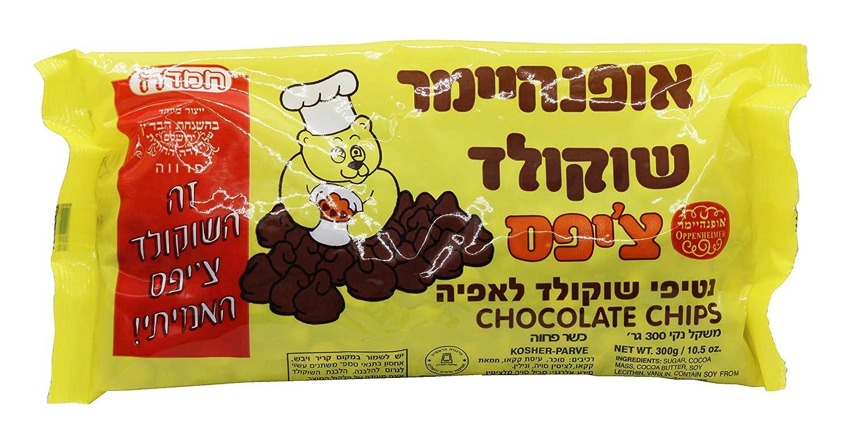 Amazon.com: Oppenheimer Kosher Vegan Lactose Free White Chocolate ...