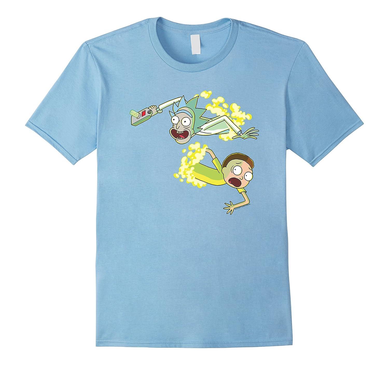 Rick & Morty Rick & Morty Coming Through Portal-Art