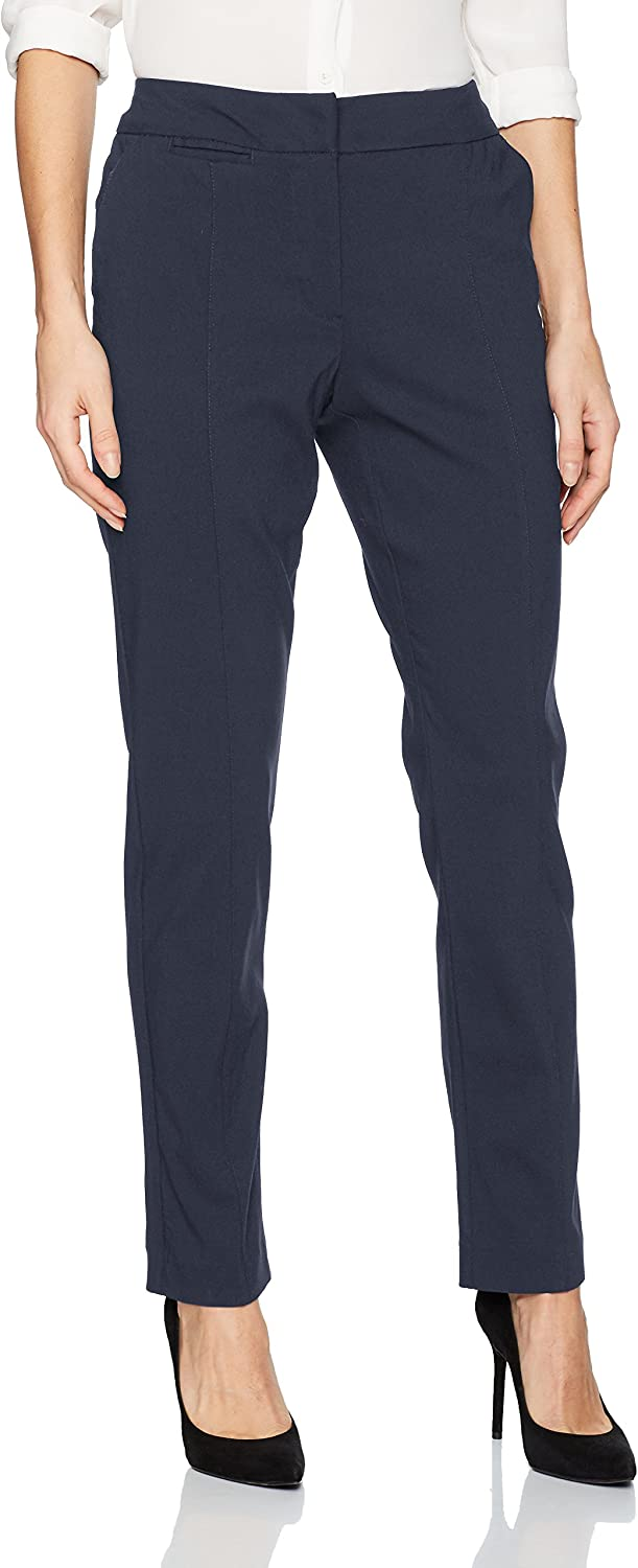 Briggs New York Women's Millennium Cigarette Pant