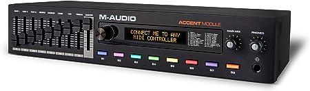 M-Audio Accent memoria   USB MIDI Piano módulo de sonido