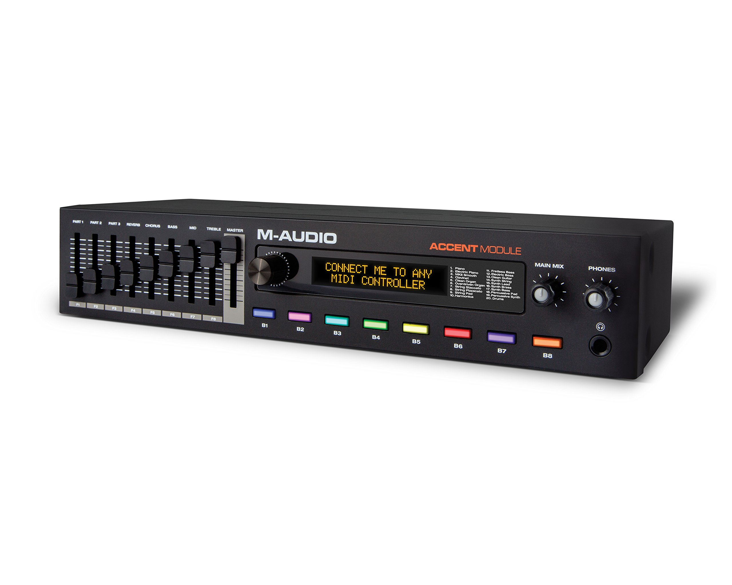 Galleon - M-Audio Accent Module | USB MIDI Piano Sound Module