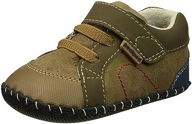 Amazon Com Pediped Boys Dani Crib Shoe Shoes