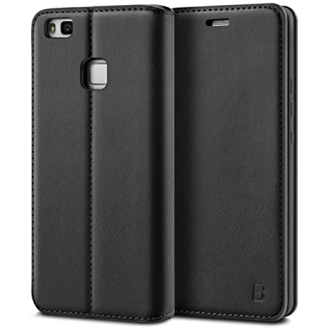 Cases, Covers & Skins pu Etui Folio A Rabat Huawei P9 Flip Cover Eco-cuir Cell Phone Accessories