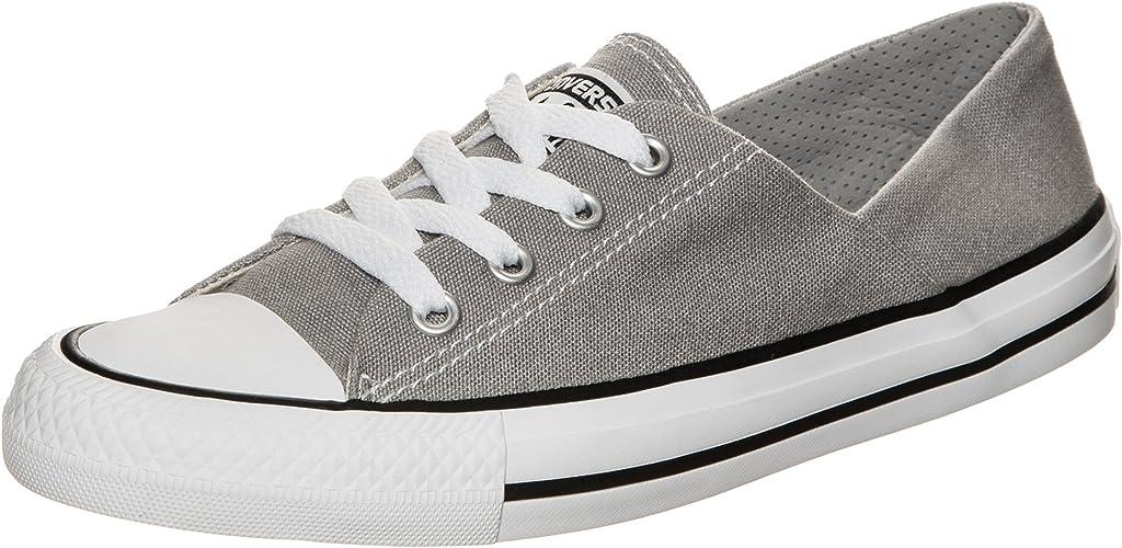 chaussure converse femme chuck taylor grise