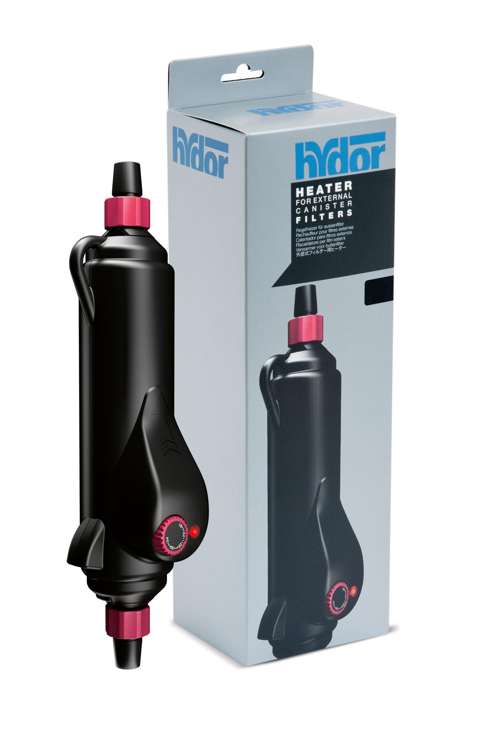 Hydor ETH 300 In-Line External Aquarium Heater, 300w, 5/8'' hose by Hydor