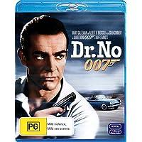 Dr No [Bond] 2012 Version (Blu-ray)