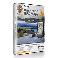 Ontario Backroad GPS Maps