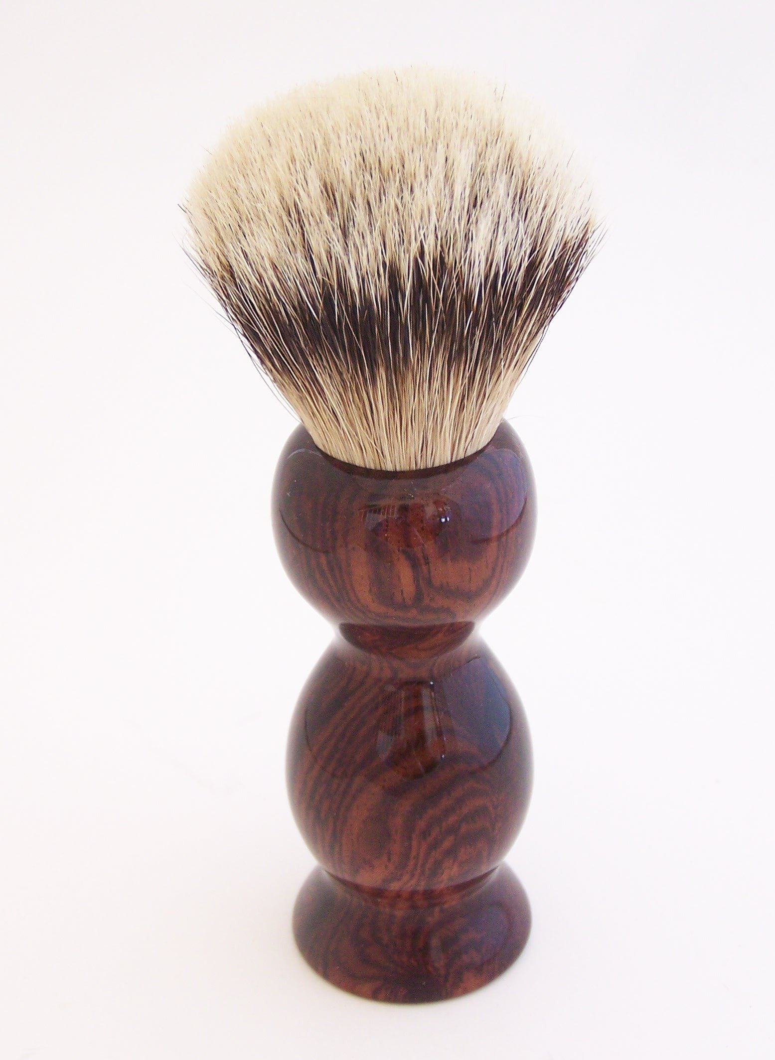 Camatillo Rosewood 20mm Super Silvertip Shaving Brush (C5)