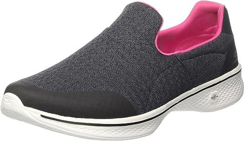 libertad opción Nueva Zelanda  Skechers 14937 Zapatillas sin Cordones para Mujer: Amazon.com.mx: Ropa,  Zapatos y Accesorios