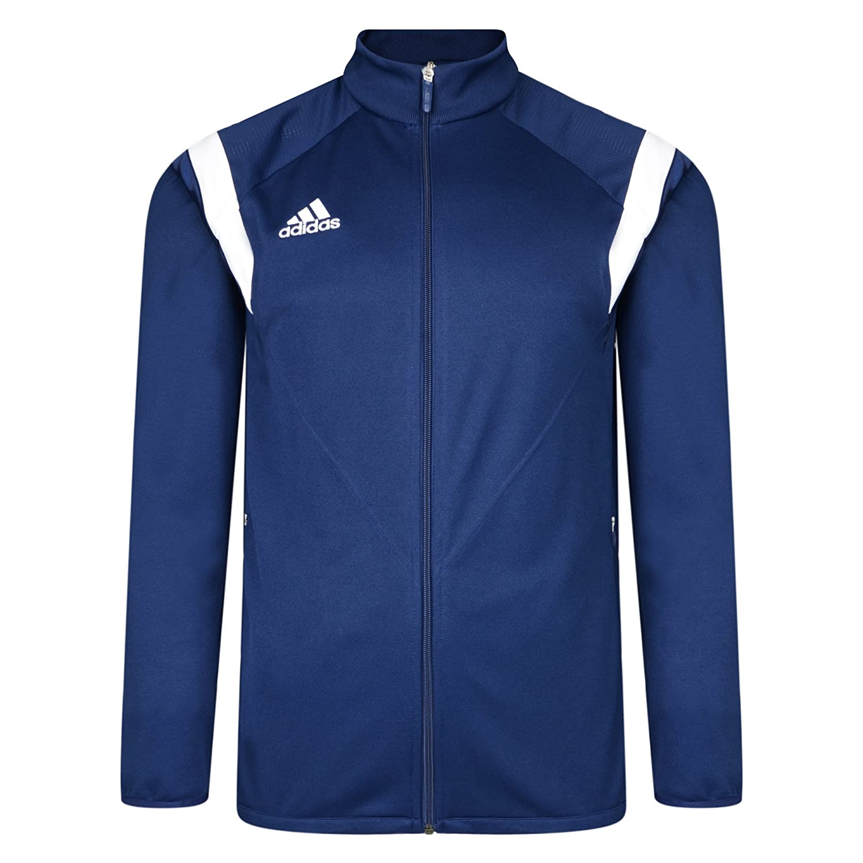 Adidas Men's Tracksuit Jacket - Navy Blue