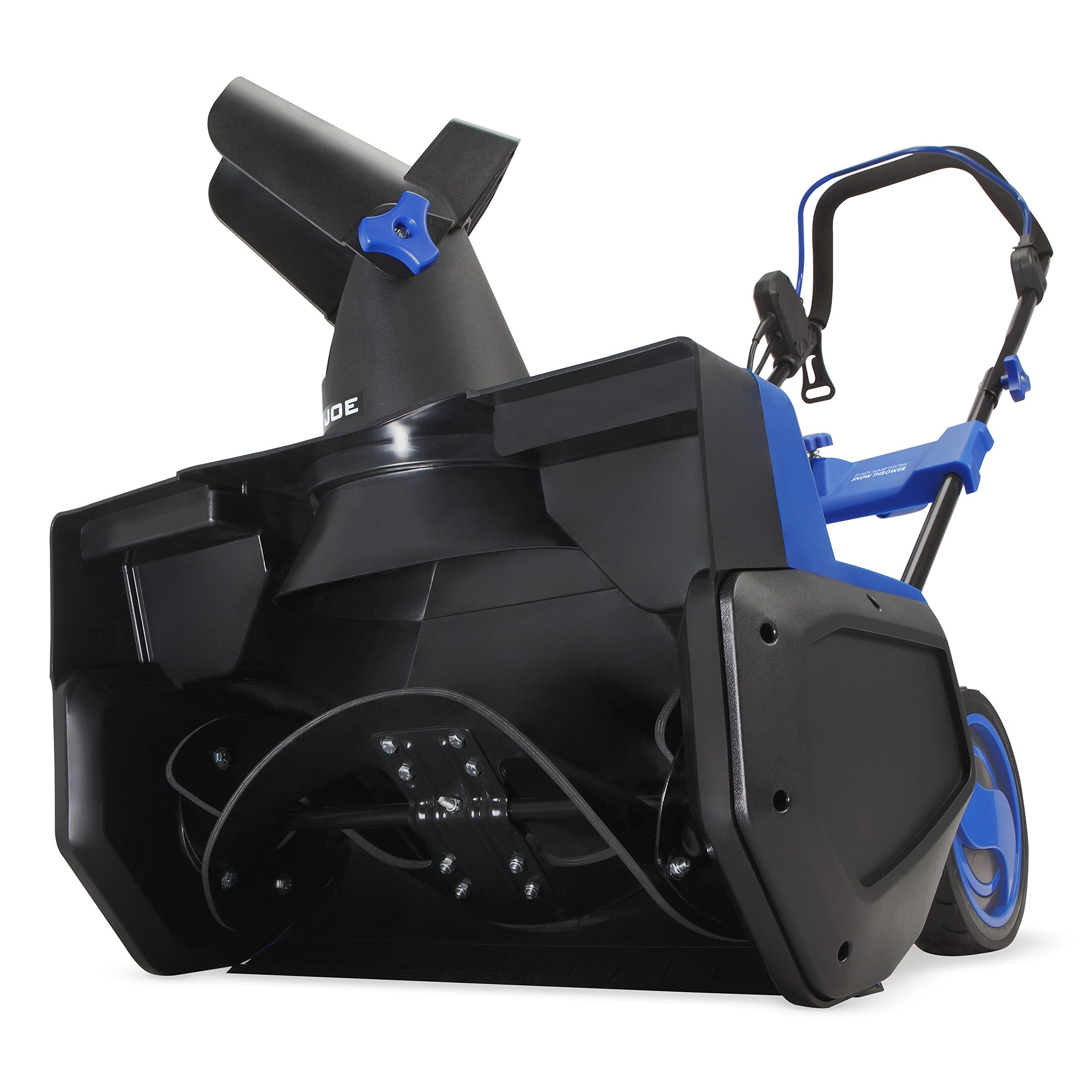 Snow Joe SJ624E Electric Single Stage Snow Thrower | 21-Inch | 14 Amp Motor by Snow Joe