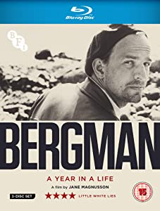 Bergman: A Year in A Life (Limited Edition Blu-ray)