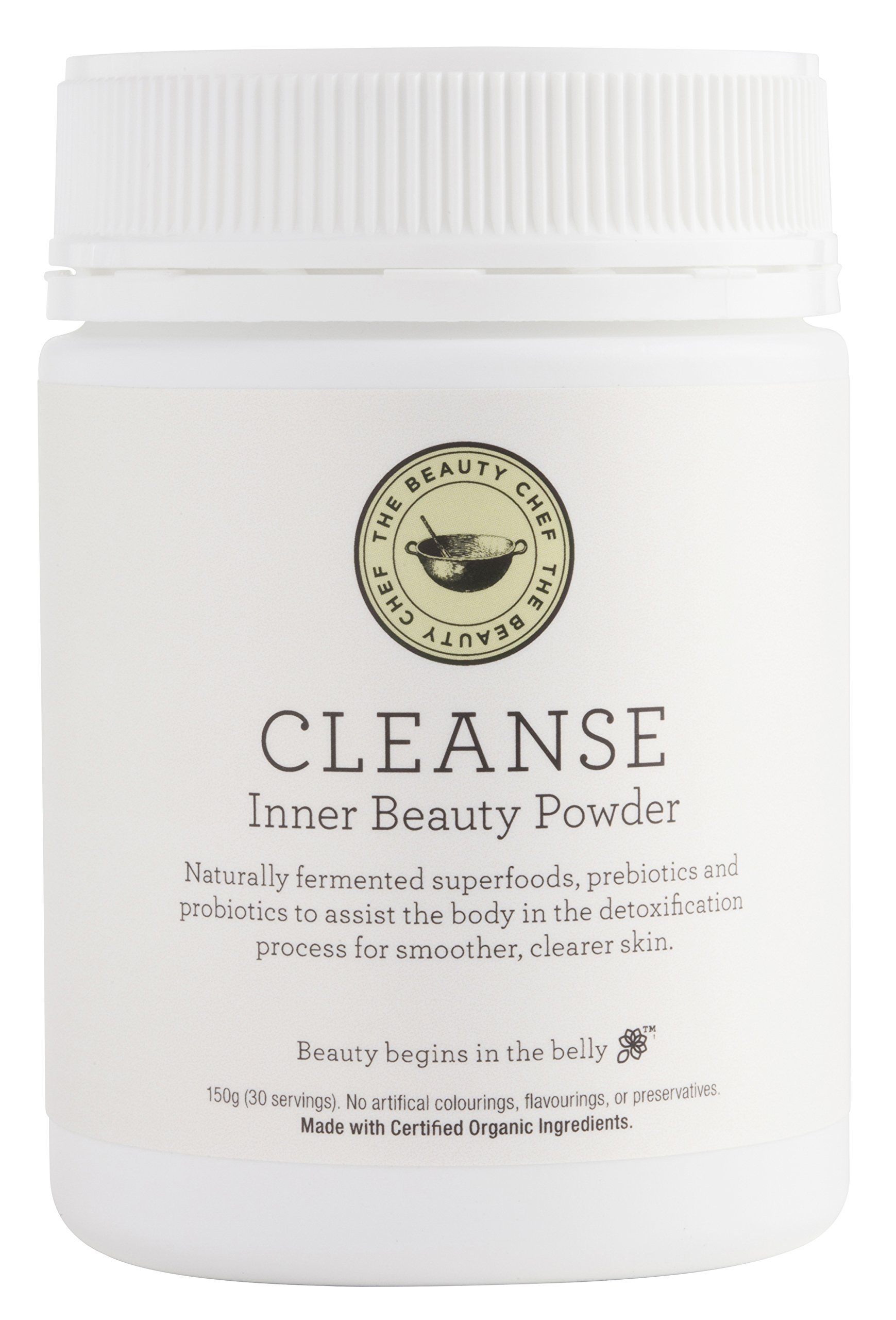 The Beauty Chef - Organic Cleanse Inner Beauty Powder (5.3 oz / 150 g)