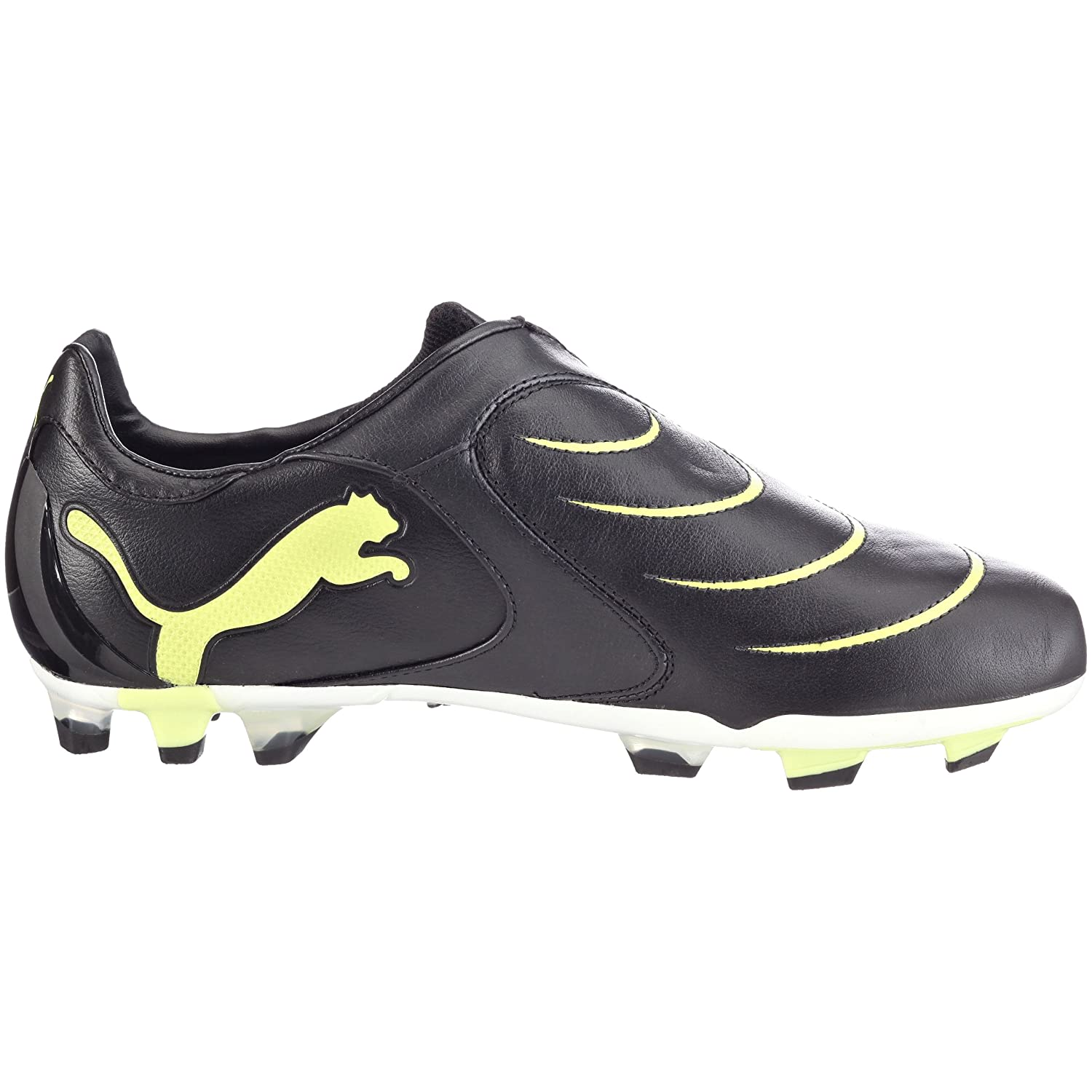 Puma PowerCat 2.10 FG 10190103, Football Homme, SCHWARZ, 40: Amazon.fr:  Chaussures et Sacs