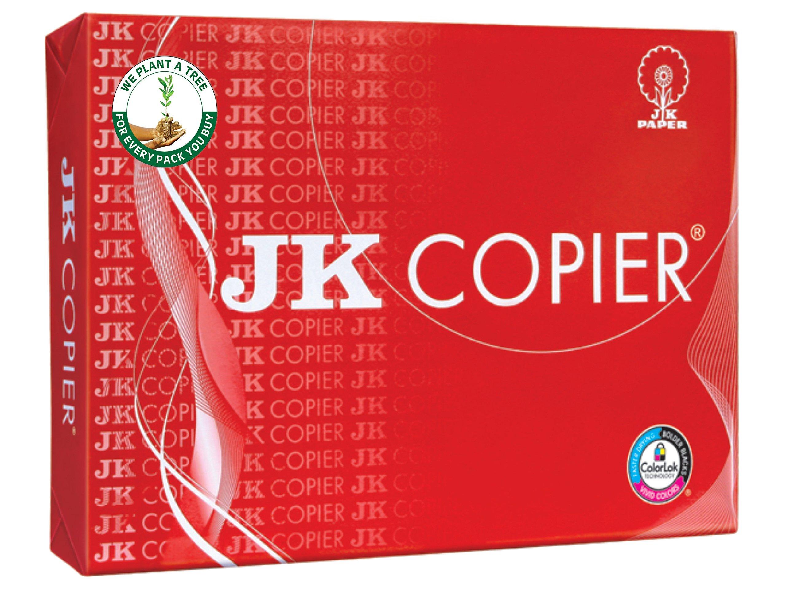 JK Copier 75 GSM A4 500 Sheets Copier Paper Box (5 Reams) product image