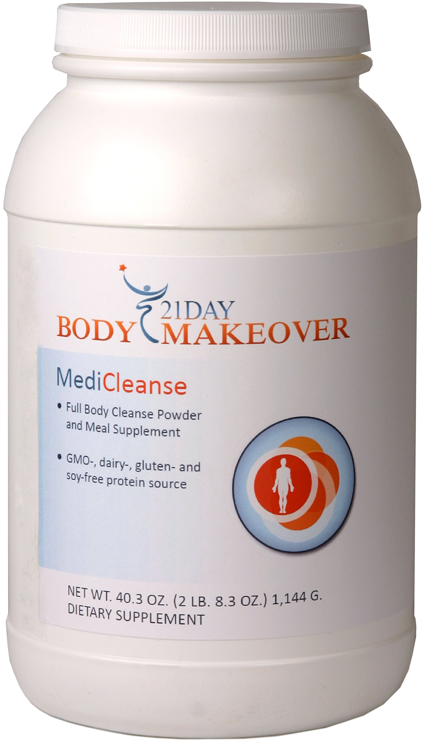 21 Day Body MakeOver Post Breakfast Shake - Chocolate Flavor