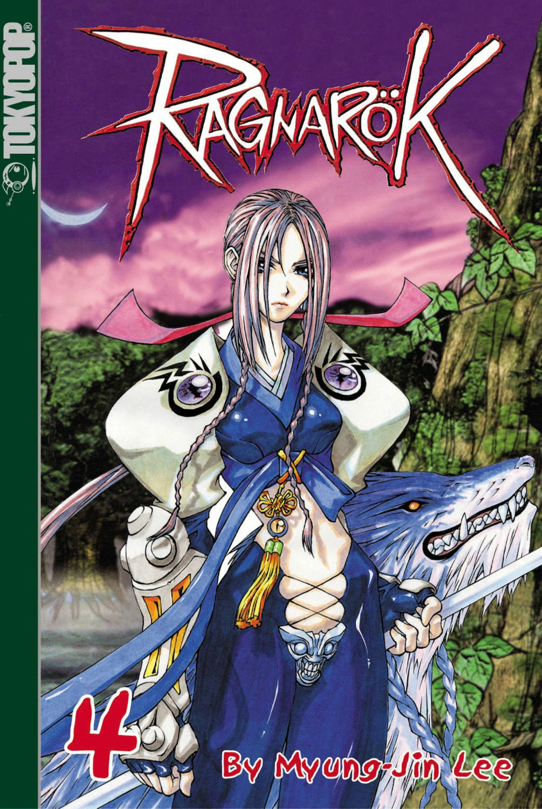 ragnarok: into the abyss, manhwa, fenris fenrir