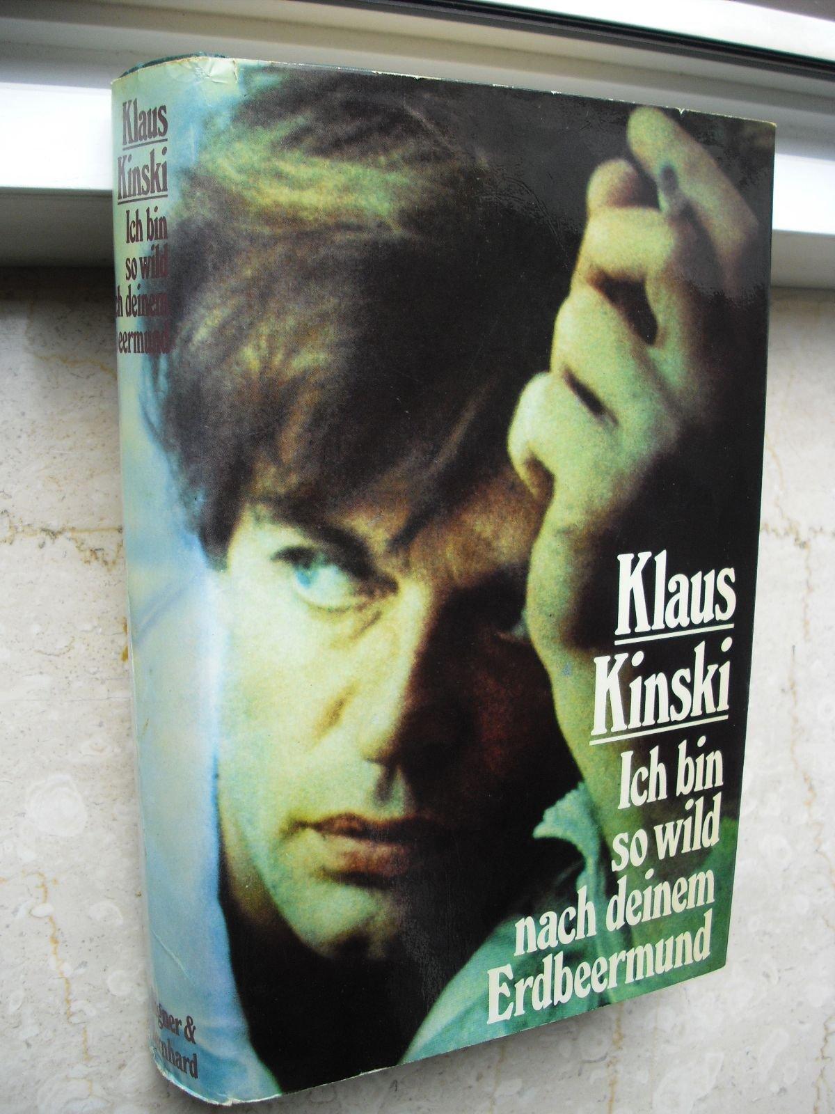 KLAUS KINSKI ERDBEERMUND PDF