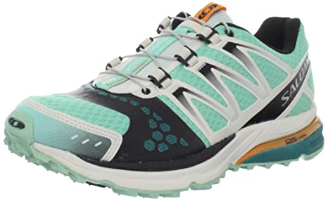 Salomon - Zapatillas para correr en montaña para mujer turquesa [top], color,