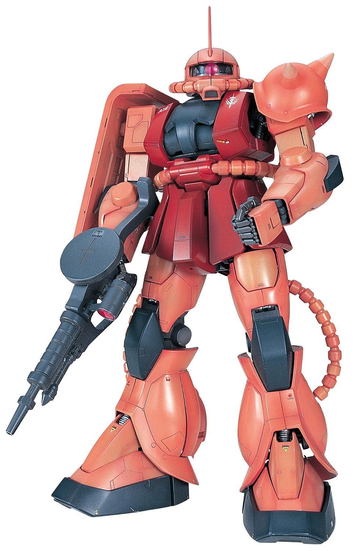 Gundam MS-06S Zaku II Char Custom PG 1/60 Scale