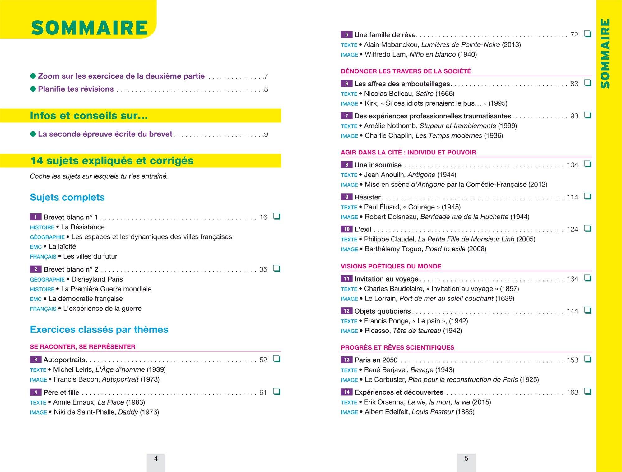Annales Annabrevet 2017 Français 3e: sujets et corrigés, nouveau brevet: Amazon.es: Christine Formond, Louise Taquechel: Libros en idiomas extranjeros