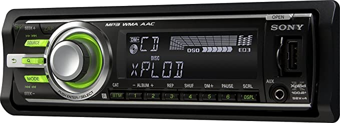 Amazon sony cdx gt630ui mp3wmaaac compliant cd receiver amazon sony cdx gt630ui mp3wmaaac compliant cd receiver discontinued by manufacturer car electronics publicscrutiny Image collections