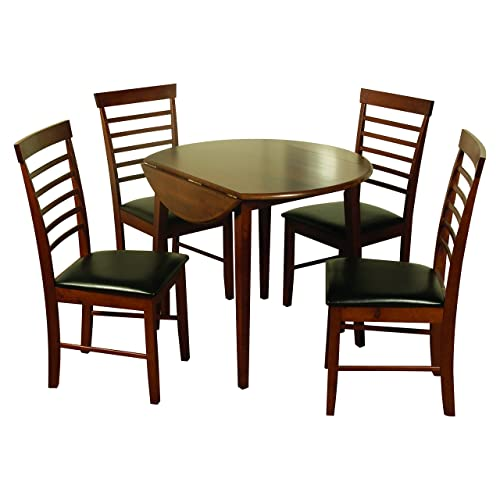 Round Extending Dining Table Amazon Co Uk