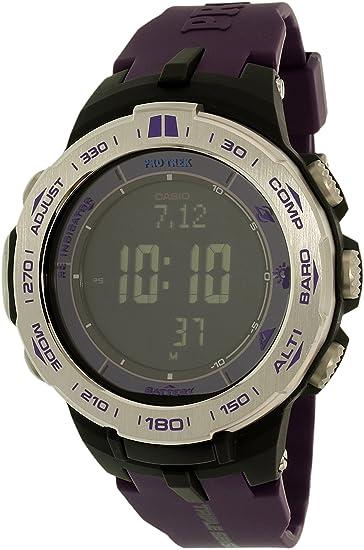 Casio Malla Me Up Pro Trek EDICIÓN ESPECIAL JAPAN Reloj (Modelo de Asia) PRW