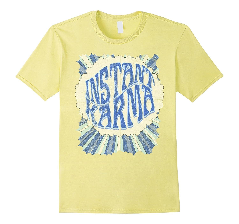 John Lennon - Instant Karma T-Shirt-TH