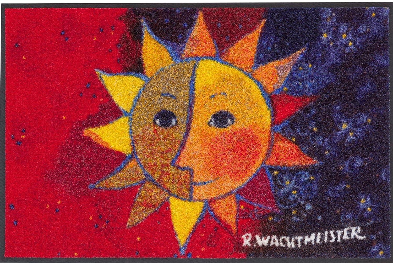 multicolore Sole Rosina Wachtmeister ZERBINO lavabile 50 x 75 cm