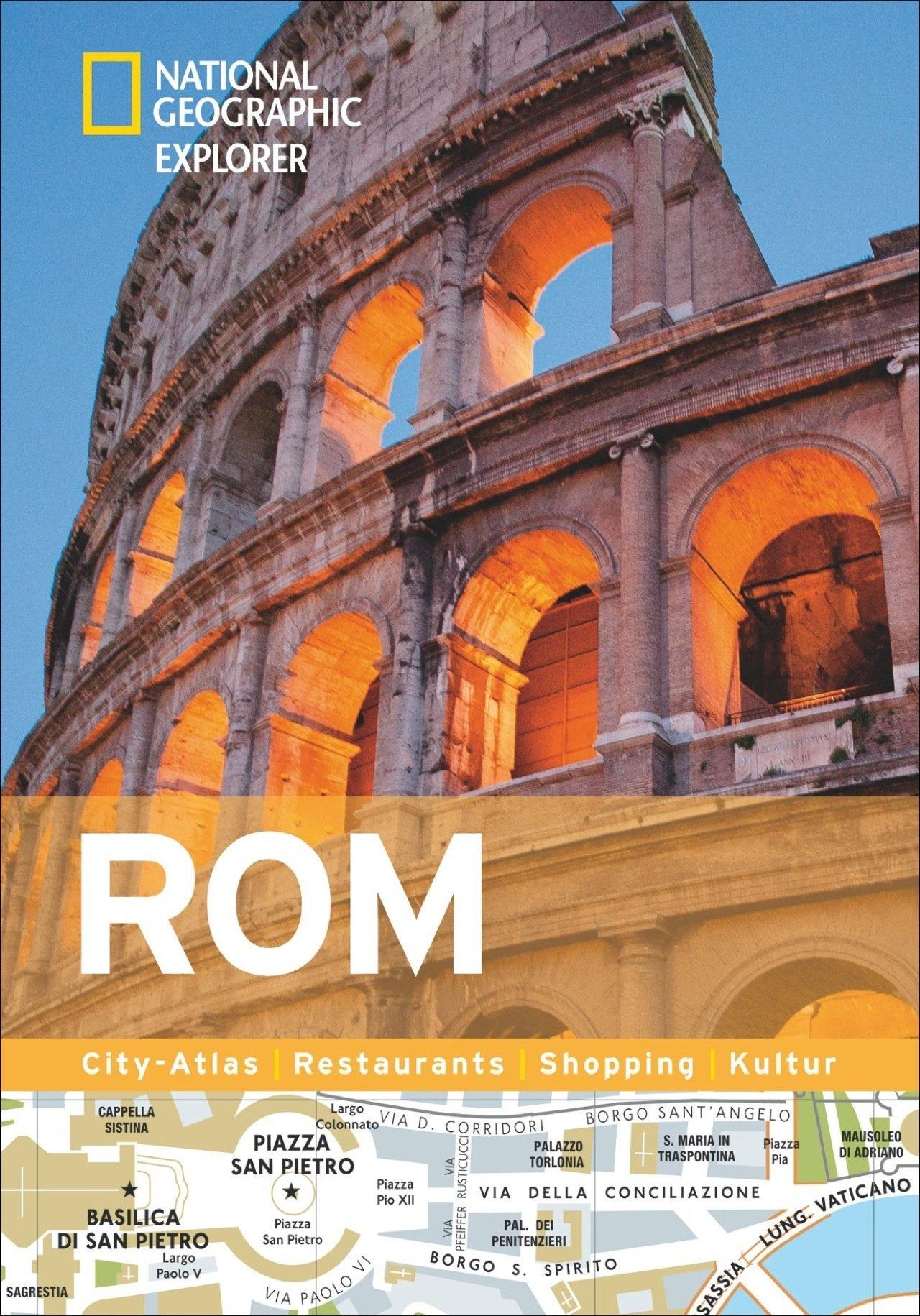 National Geographic Explorer Rom