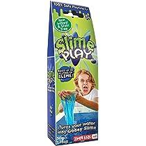 Slime Baff, Color Azul, Paquete de baño, Convierte el Agua de la bañera en Baba pegajosa. Juguete sensorial y de baño para niños, Certificado Biodegradable.: Amazon.es: Juguetes y juegos