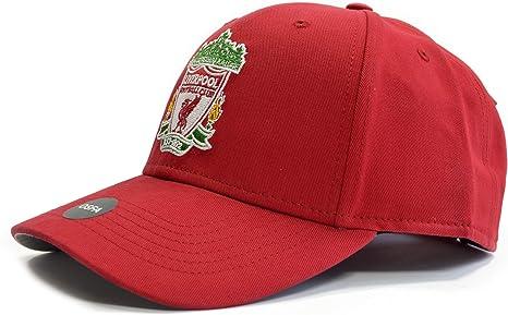 Liverpool F.C. - Gorra, diseño del Liverpool F.C.: Amazon.es ...