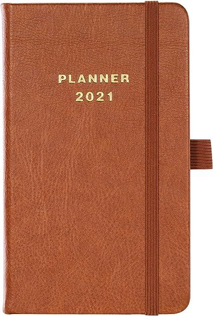 Agenda 2021 Semainier A6 Planificateur De Poche Organiseur Personnel De Bureau Une Semaine Sur Deux Pages 10x16cm Amazon Fr Fournitures De Bureau