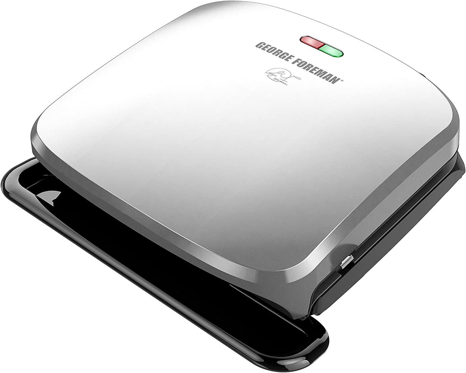 George Foreman Plate Grill review