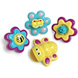 WOW Bella Butterfly - Bath Toys (4 Piece Set)