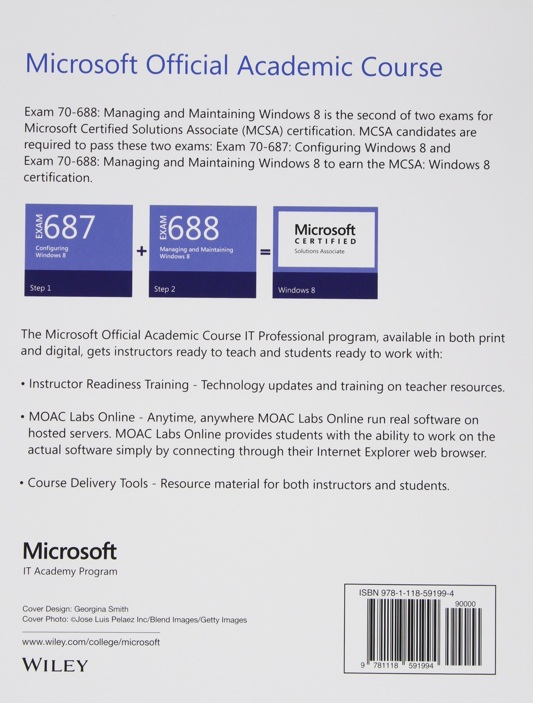70 688 managing and maintaining windows 8 with lab manual set 70 688 managing and maintaining windows 8 with lab manual set microsoft official academic course 9781118668443 operating systems amazon canada 1betcityfo Choice Image