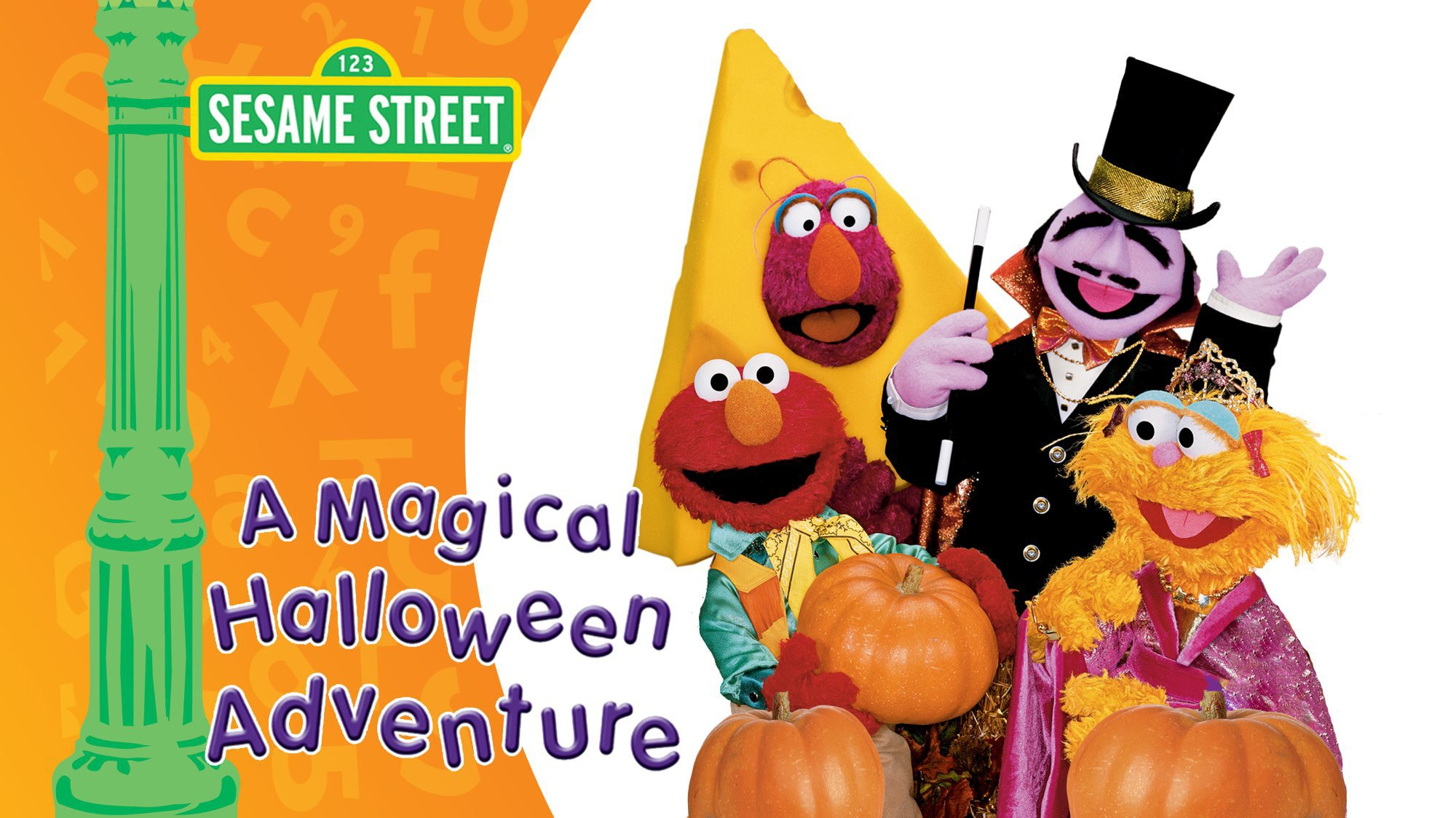 Amazon.com: Sesame Street: A Magical Halloween Adventure, A: Kevin ...